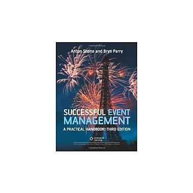 Successful Event Management: A Practical Handbook, Used Book (9781408020753)