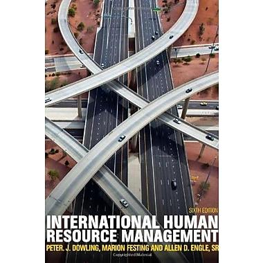 International Human Resource Management, Used Book (9781408032091)