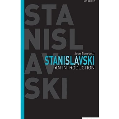Stanislavski: An Introduction, Used Book (9781408106839)