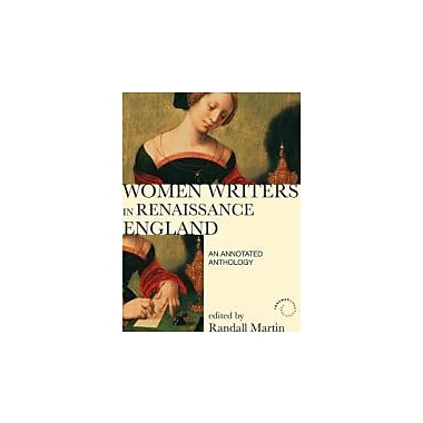 Women Writers in Renaissance England: An Annotated Anthology (9781408204993)