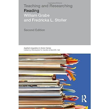 Teaching and Researching: Reading (Applied Linguistics in Action), New Book (9781408205037)