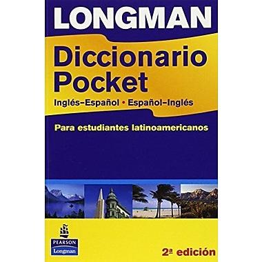 Longman Diccionario Pocket, Ingles-Espanol, Espanol-Ingles: Para estudiantes latinamericanos (9781408227909), New Book