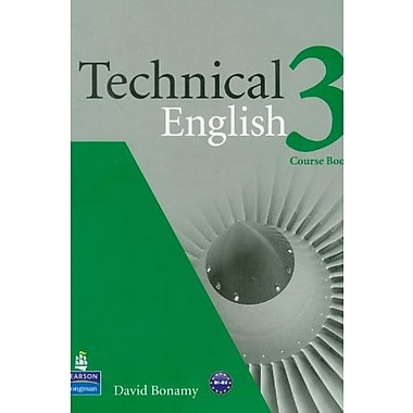 Technical English 3 Course Book, Used Book (9781408229477)