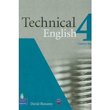Technical English 4 Course Book, New Book (9781408229552)