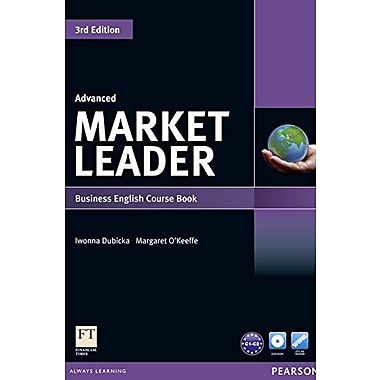Market Leader Advanced Business English Course Book (9781408237038)