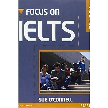 Focus on IELTs (Student Book and iTest CD-ROM Pack), New Book (9781408241363)