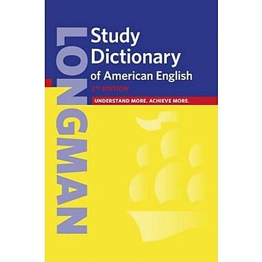 Longman, Study Dictionary of American English (Second Edition) (9781408245293)