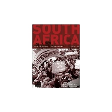 South Africa: The Rise and Fall of Apartheid (Seminar Studies) (9781408245644)