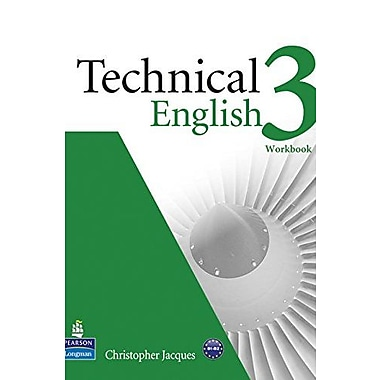 Technical English 3 Workbook and Audio CD (without Answer Key) Pack, New Book (9781408267998)