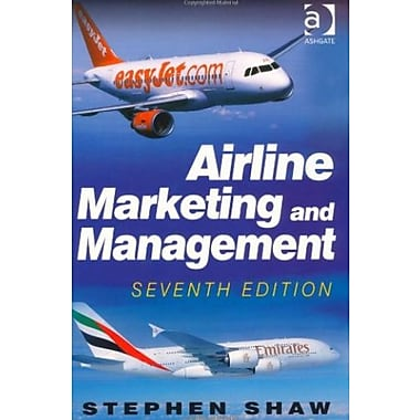 Airline Marketing and Management, Used Book (9781409401490)