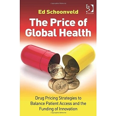 The Price of Global Health, Used Book (9781409420521)