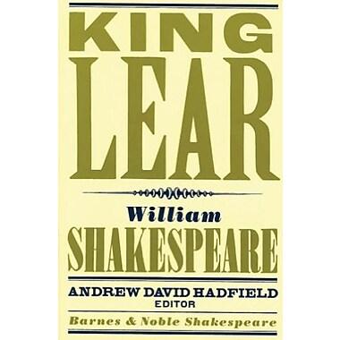 King Lear (Barnes & Noble Shakespeare), New Book (9781411400795)