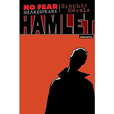 Hamlet (No Fear Shakespeare Graphic Novels), New Book (9781411498730)