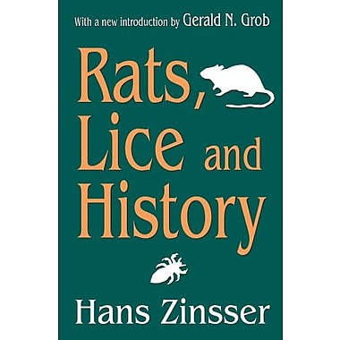 Rats, Lice and History (Social Science Classics Series), Used Book (9781412806725)