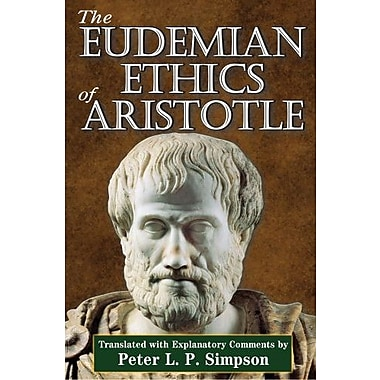 The Eudemian Ethics of Aristotle, Used Book (9781412849692)