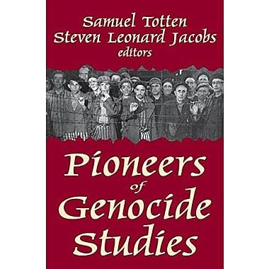 Pioneers of Genocide Studies (9781412849746)