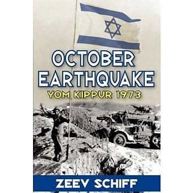 October Earthquake: Yom Kippur 1973 (9781412849845)