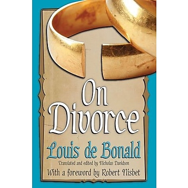 On Divorce (Library of Conservative Thought) (9781412851534)