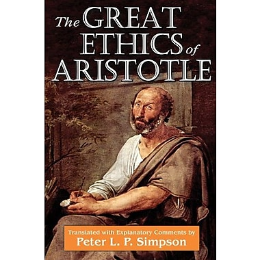 The Great Ethics of Aristotle, New Book (9781412851978)