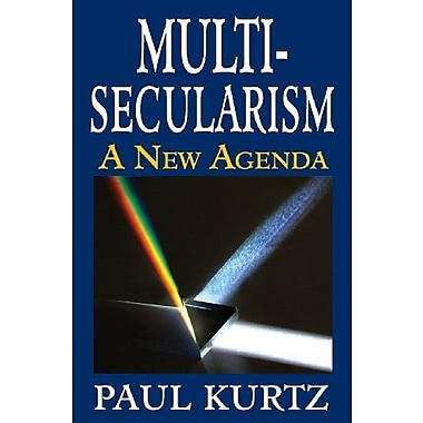 Multi-Secularism: A New Agenda, Used Book (9781412852777)