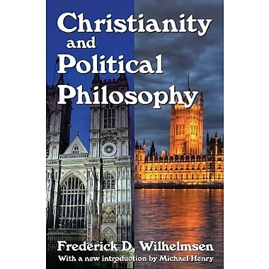 Christianity and Political Philosophy (Library of Conservative Thought), New Book (9781412852791)