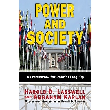 Power and Society: A Framework for Political Inquiry, Used Book (9781412852807)