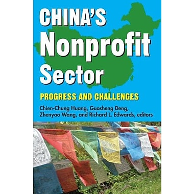 China's Nonprofit Sector: Progress and Challenges, Used Book (9781412852968)