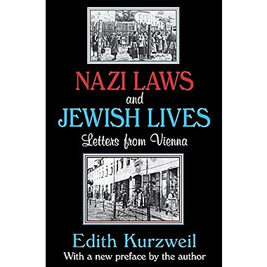 Nazi Laws and Jewish Lives: Letters from Vienna (9781412853781)