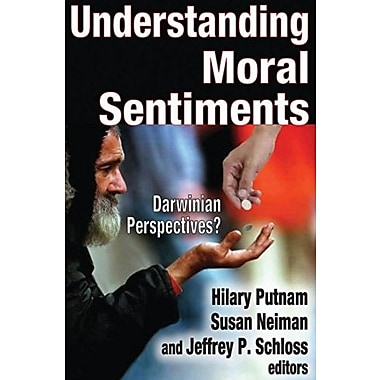 Understanding Moral Sentiments: Darwinian Perspectives?, Used Book (9781412853965)
