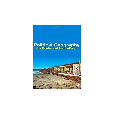 Political Geography, Used Book (9781412901383)