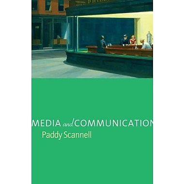 Media and Communication, Used Book (9781412902694)