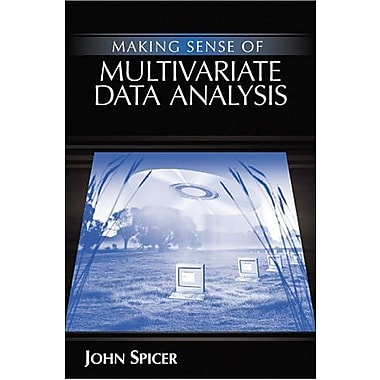 Making Sense of Multivariate Data Analysis: An Intuitive Approach, Used Book (9781412904018)