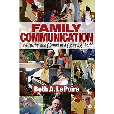 Family Communication: Nurturing and Control in a Changing World, Used Book (9781412904063)