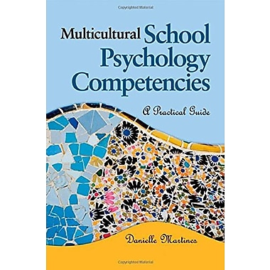 Multicultural School Psychology Competencies: A Practical Guide, Used Book (9781412905145)