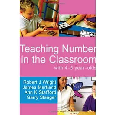 Teaching Number in the Classroom with 4-8 year olds (Math Recovery), New Book (9781412907576)