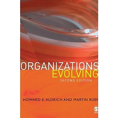 Organizations Evolving, New Book (9781412910477)