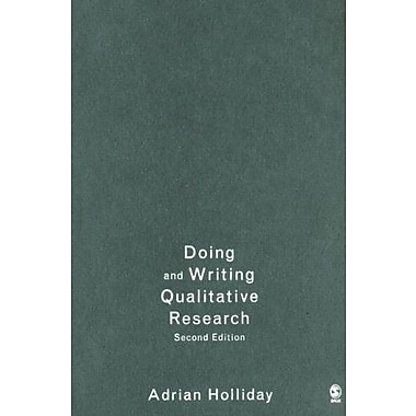 Doing & Writing Qualitative Research, Used Book (9781412911290)