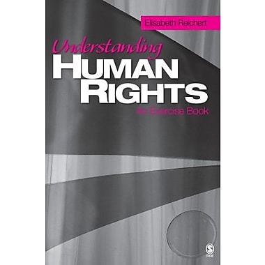 Understanding Human Rights: An Exercise Book, Used Book (9781412914116)