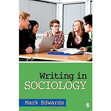 Writing in Sociology, New Book (9781412914246)