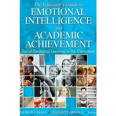 The Educator's Guide to Emotional Intelligence & Academic Achievement, Used Book (9781412914819)