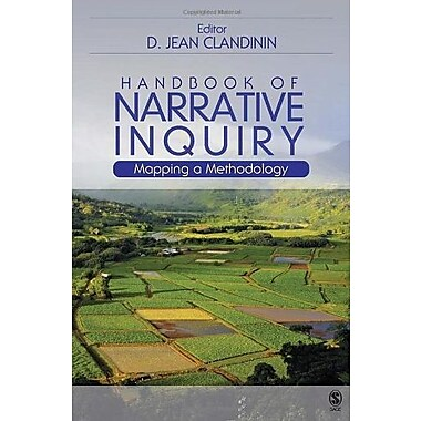 Handbook of Narrative Inquiry: Mapping a Methodology, New Book (9781412915625)