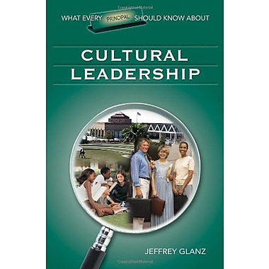 What Every Principal Should Know About Cultural Leadership, Used Book (9781412915878)