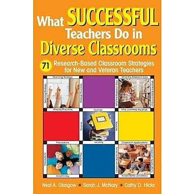 What Successful Teachers Do in Diverse Classrooms, Used Book (9781412916172)