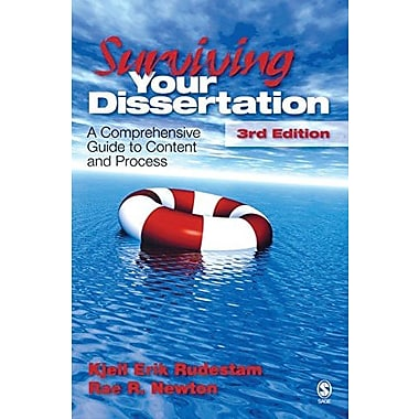 Surviving Your Dissertation: A Comprehensive Guide to Content and Process, Used Book (9781412916790)