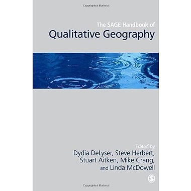 The SAGE Handbook of Qualitative Geography, Used Book (9781412919913)