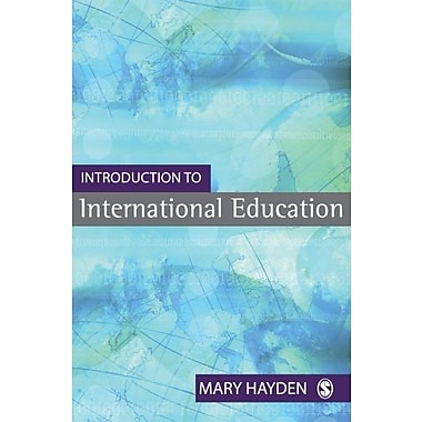 Introduction to International Education: International Schools and their Communities, Used Book (9781412920001)