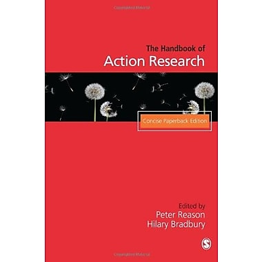Handbook of Action Research: Concise Paperback Edition, Used Book (9781412920308)