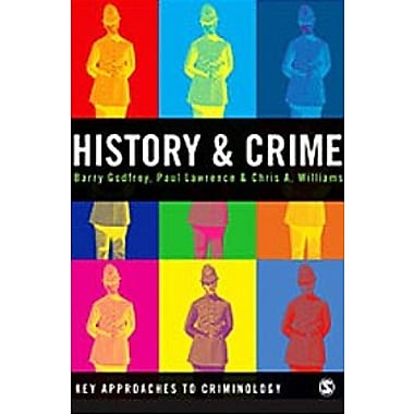 History and Crime, Used Book (9781412920797)