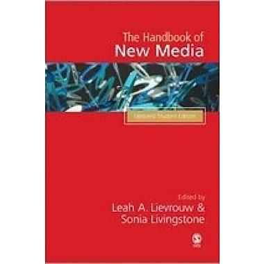 Handbook of New Media: Student Edition, New Book (9781412921220)