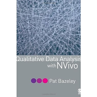 Qualitative Data Analysis with NVivo (9781412921404)